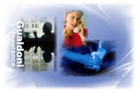 Gualdoni Insurance Brokers  features a wide variety of insurance polices.